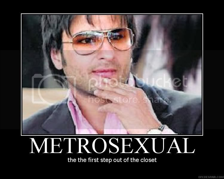 funny metro sexual